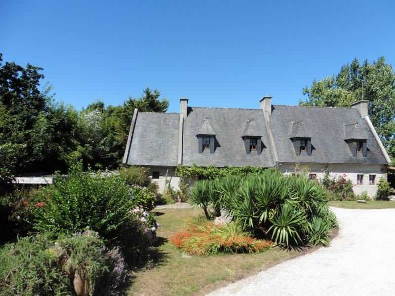 Sale house / villa Lannilis 492000€ - Picture 1