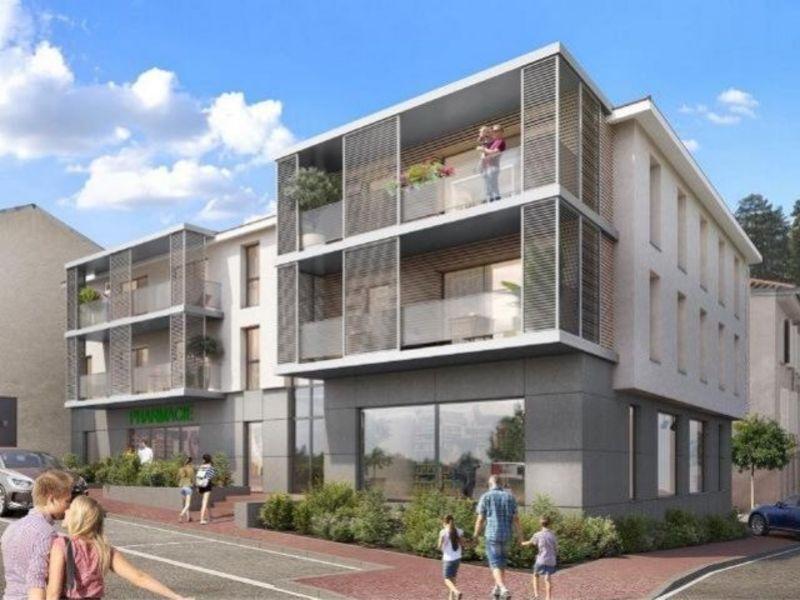 Sale apartment Charbonnieres les bains 242000€ - Picture 2