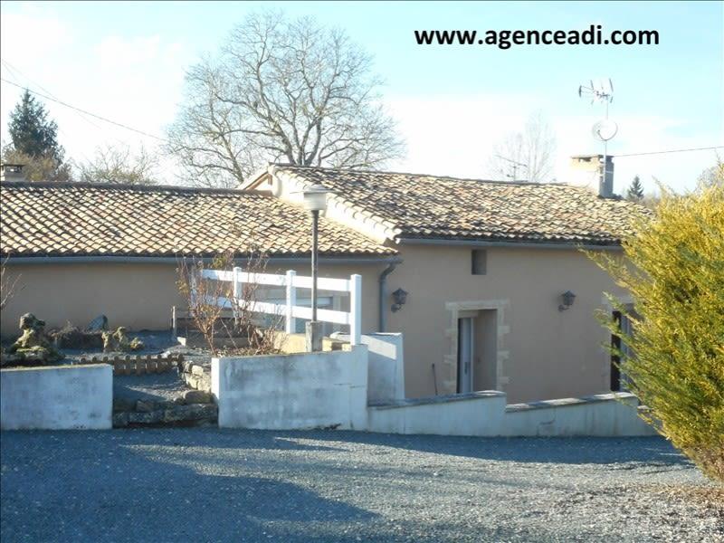 Vente maison / villa Pamproux 141700€ - Photo 2