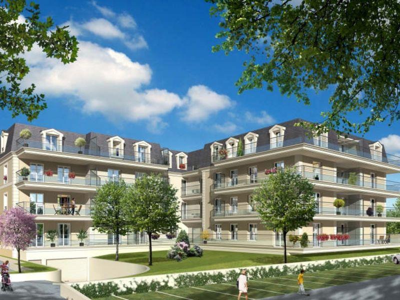 Rental apartment Draveil 799€ CC - Picture 1
