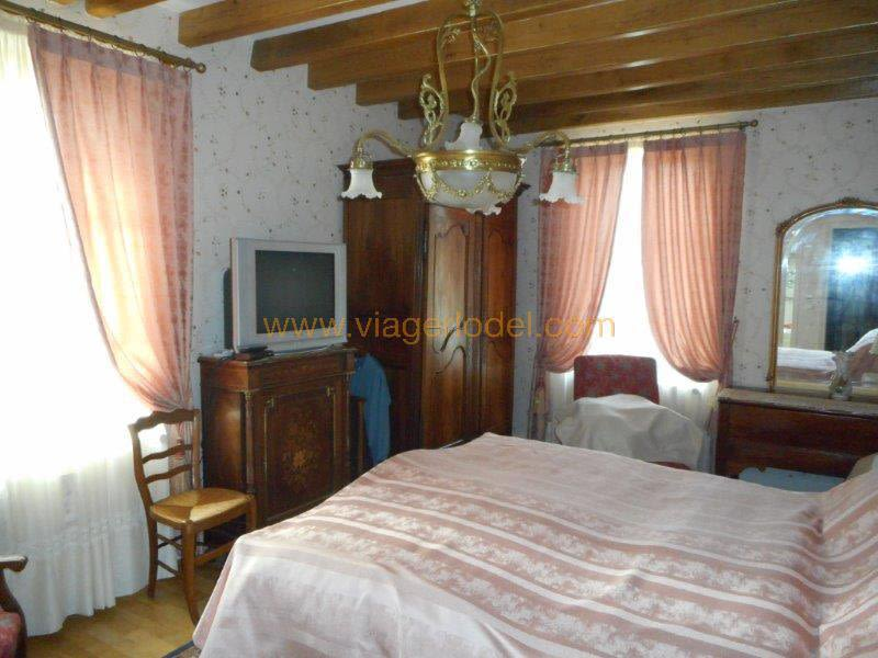 Life annuity house / villa Veaugues 93 500€ - Picture 11