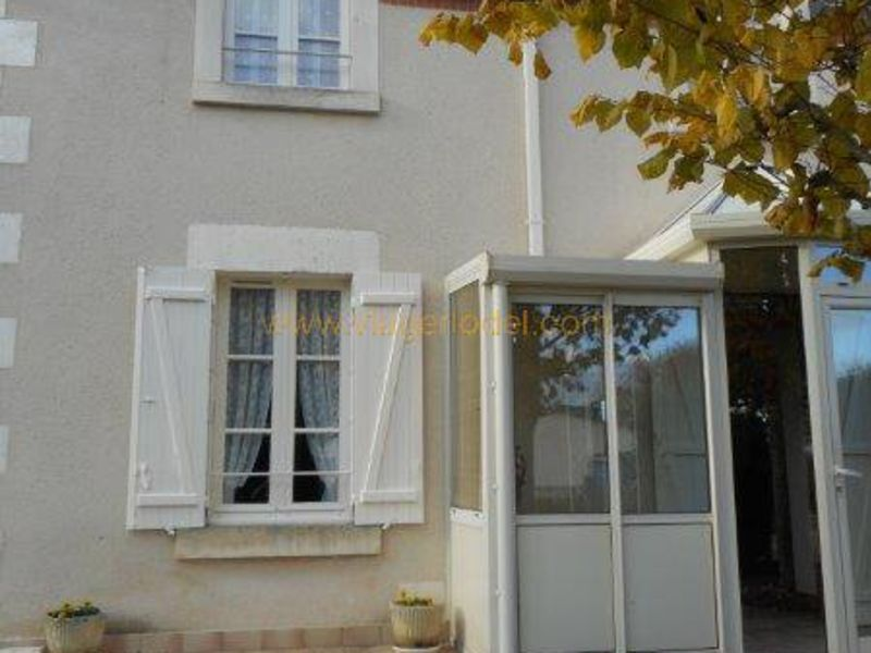 Life annuity house / villa Veaugues 93 500€ - Picture 7