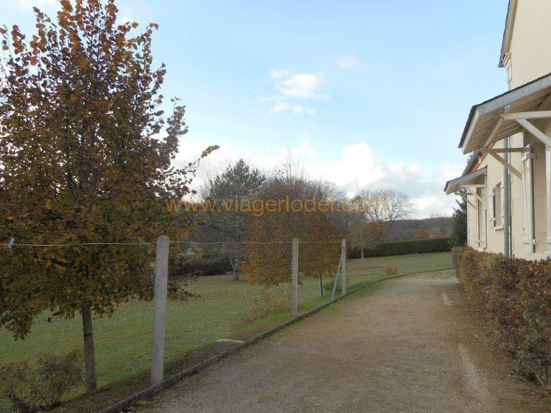 Life annuity house / villa Veaugues 93 500€ - Picture 4