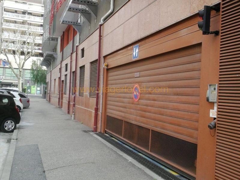 Verkauf auf rentenbasis parkplatz/box Nice 8000€ - Fotografie 2