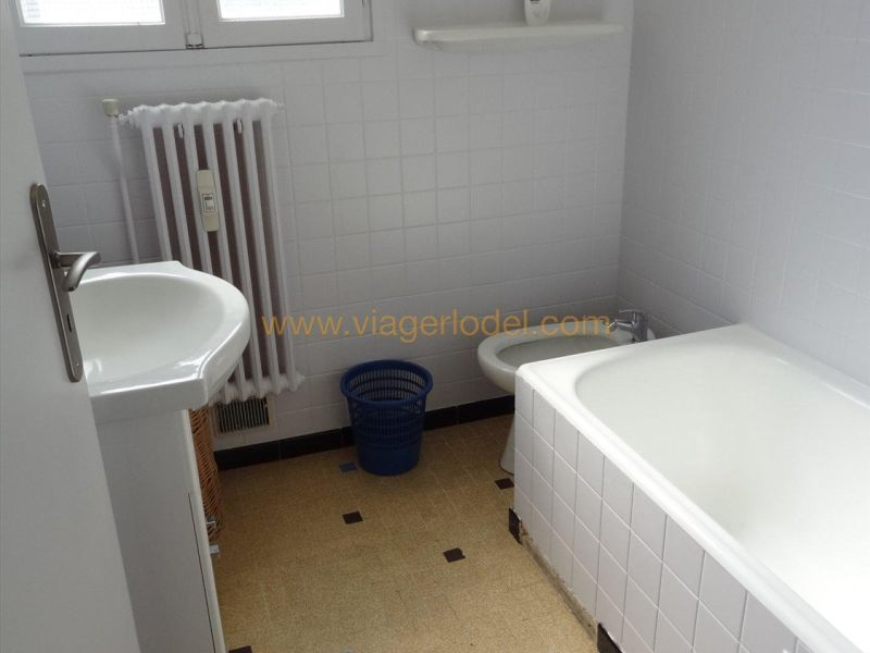 Verkauf auf rentenbasis wohnung Amélie-les-bains-palalda 17800€ - Fotografie 3