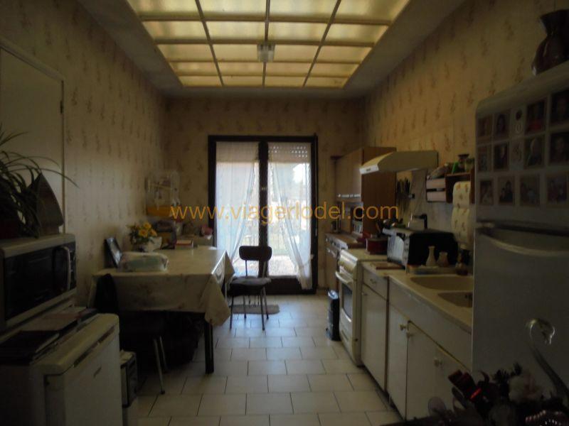 Verkauf auf rentenbasis haus Anzin 59500€ - Fotografie 2