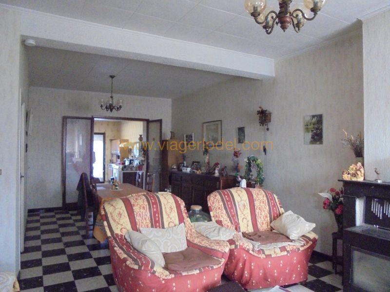Verkauf auf rentenbasis haus Anzin 59500€ - Fotografie 1