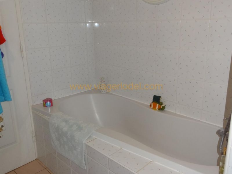 Life annuity apartment Lunel 35 000€ - Picture 9