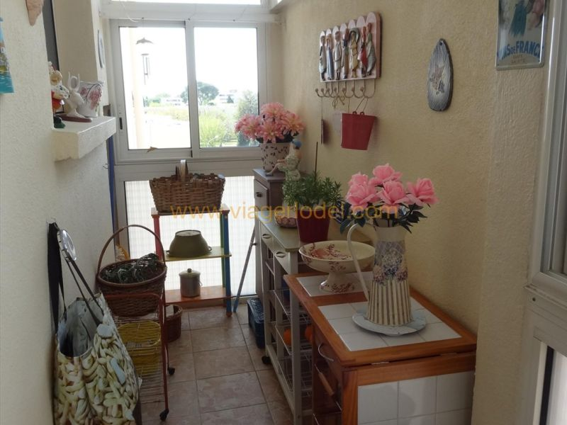 Life annuity apartment Lunel 35 000€ - Picture 5