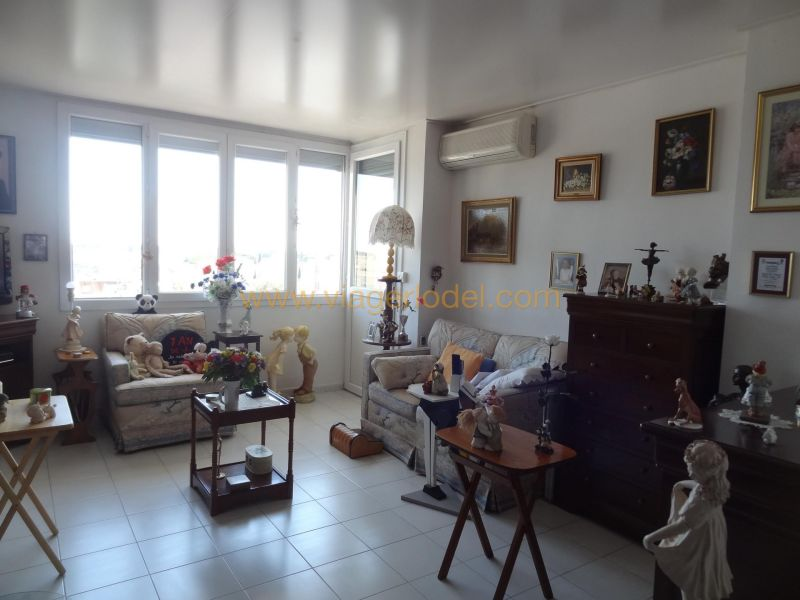 Life annuity apartment Lunel 35 000€ - Picture 1