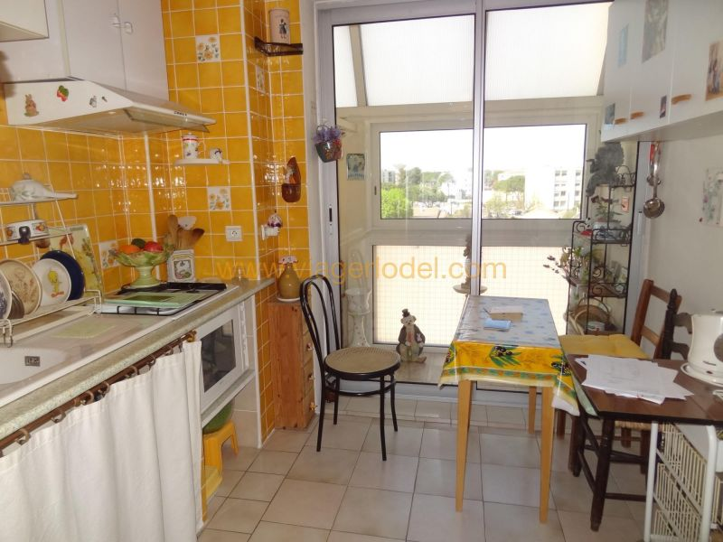 Life annuity apartment Lunel 35 000€ - Picture 6