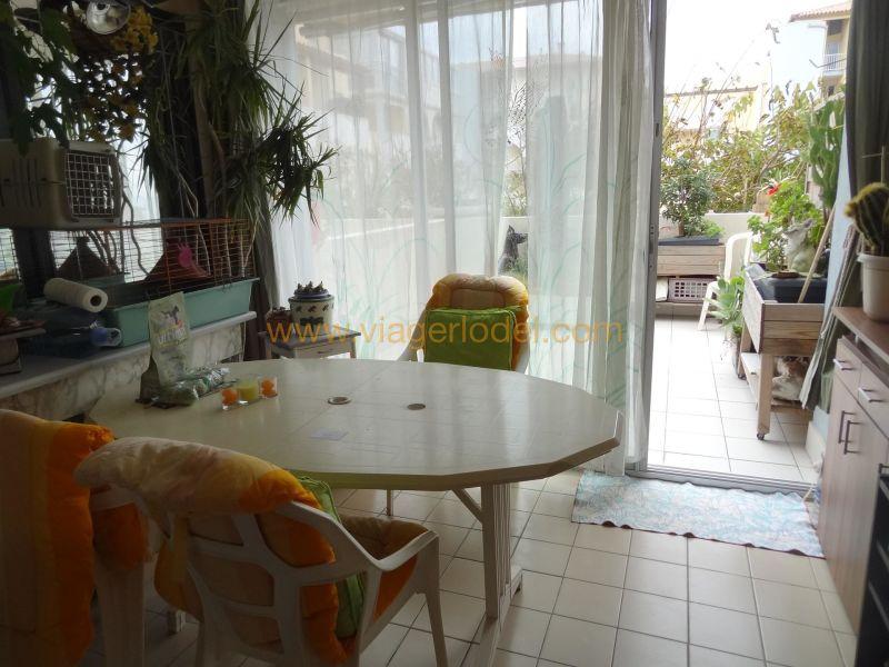 Life annuity apartment Sète 30000€ - Picture 2