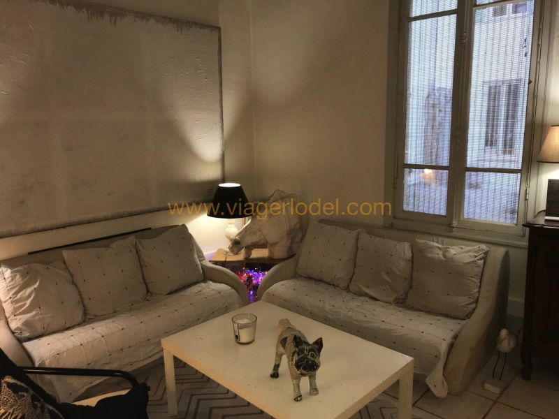 Life annuity apartment Nice 63 500€ - Picture 1