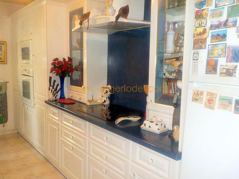 Verkauf auf rentenbasis wohnung Juan-les-pins 65000€ - Fotografie 6
