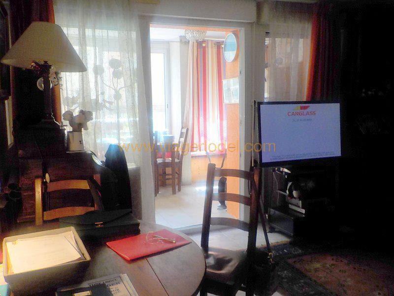 Verkauf auf rentenbasis wohnung Juan-les-pins 65000€ - Fotografie 14