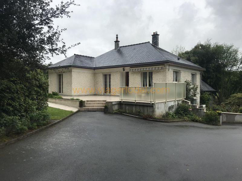 Life annuity house / villa Port-brillet 52500€ - Picture 2
