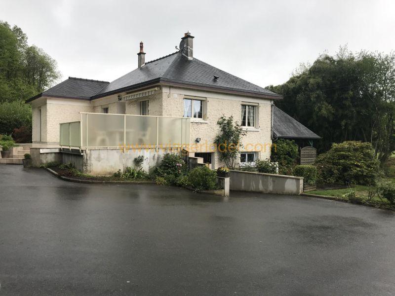 Life annuity house / villa Port-brillet 52500€ - Picture 1