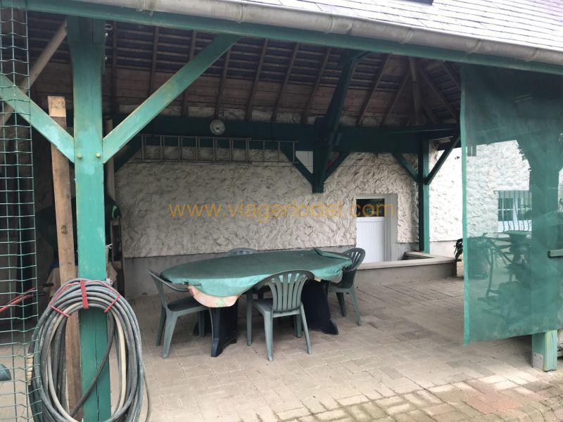 Viager maison / villa Port-brillet 52500€ - Photo 6