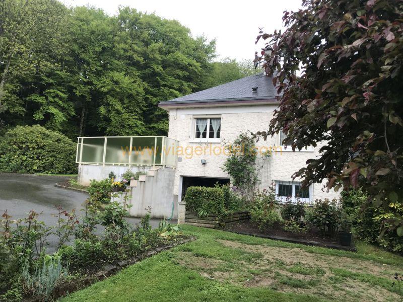 Viager maison / villa Port-brillet 52500€ - Photo 3