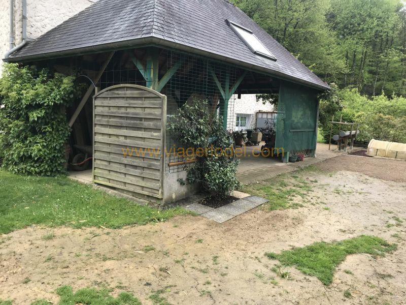 Life annuity house / villa Port-brillet 52500€ - Picture 5