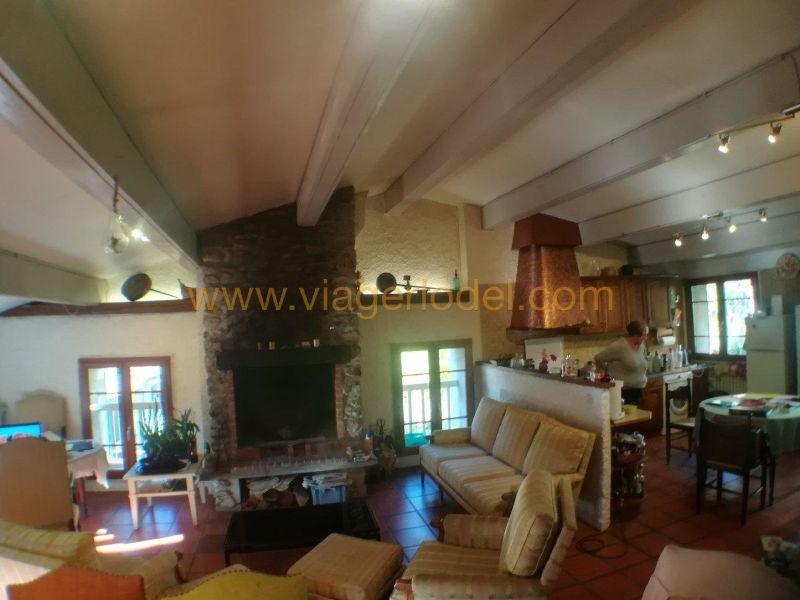 Verkauf auf rentenbasis wohnung Montségur 47500€ - Fotografie 1