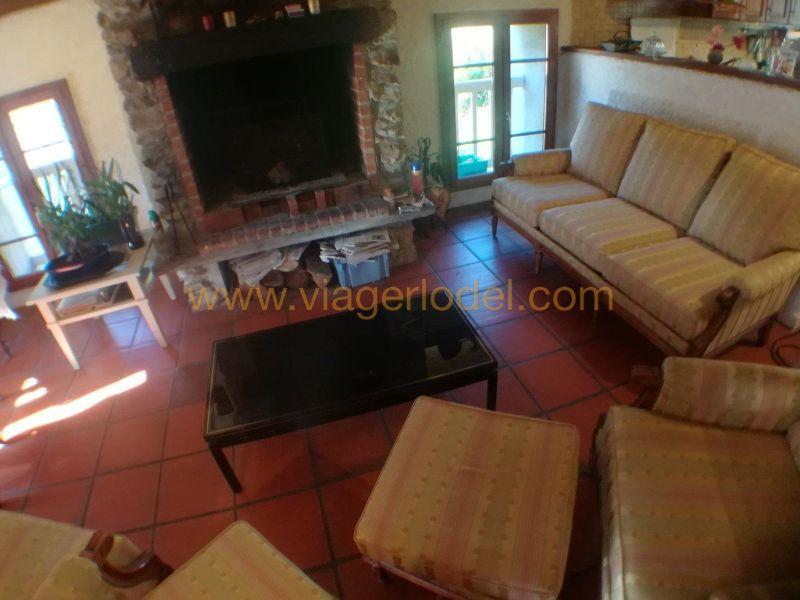 Verkauf auf rentenbasis wohnung Montségur 47500€ - Fotografie 2