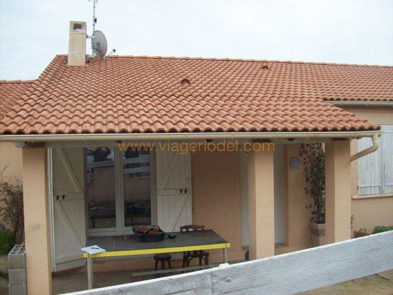 Vitalicio  casa Saint-gilles 52500€ - Fotografía 1