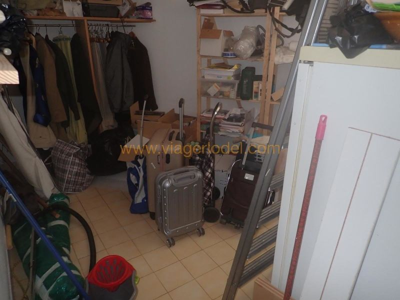 Verkauf auf rentenbasis wohnung Vence 65000€ - Fotografie 5