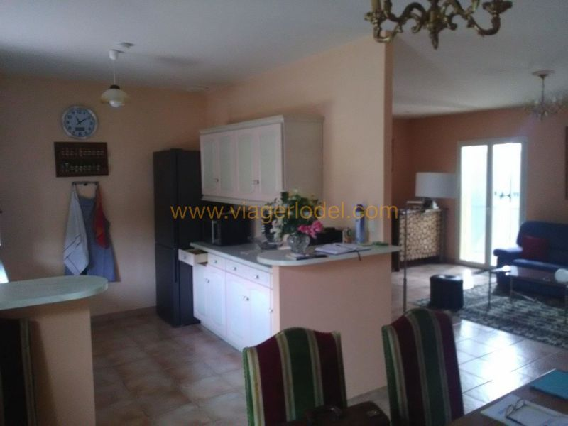 Life annuity house / villa Huos 63 500€ - Picture 6