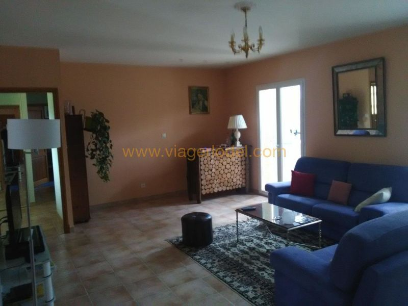 Life annuity house / villa Huos 63 500€ - Picture 8