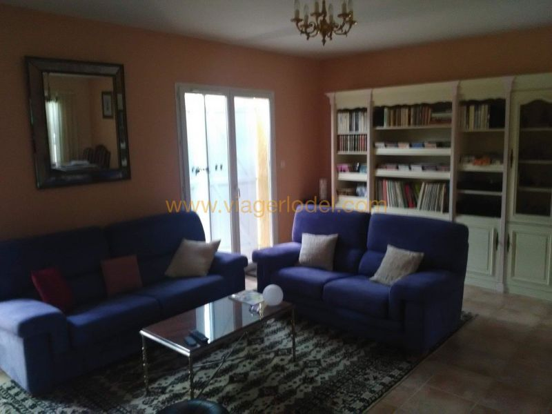 Life annuity house / villa Huos 63 500€ - Picture 10