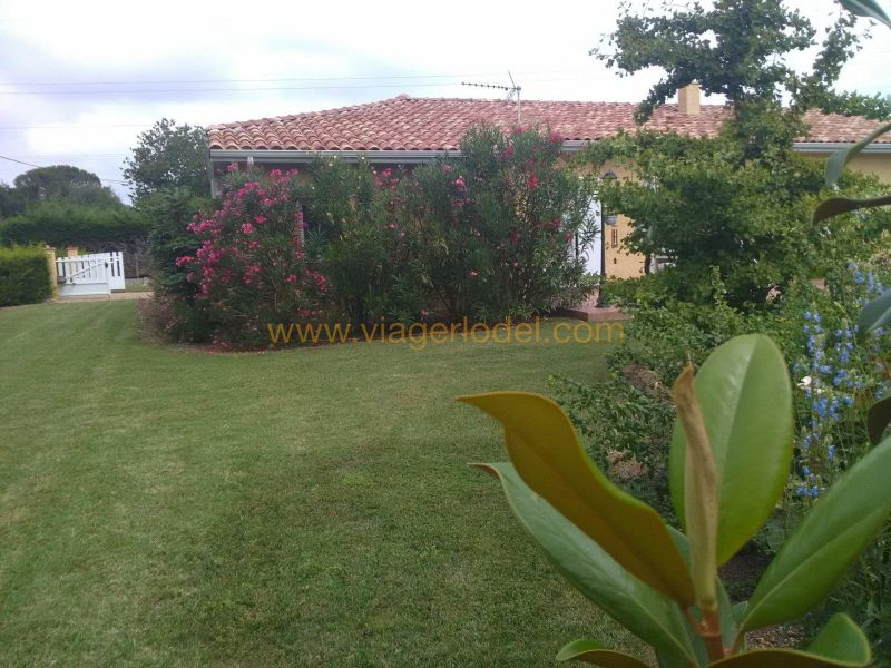 Life annuity house / villa Huos 63 500€ - Picture 4