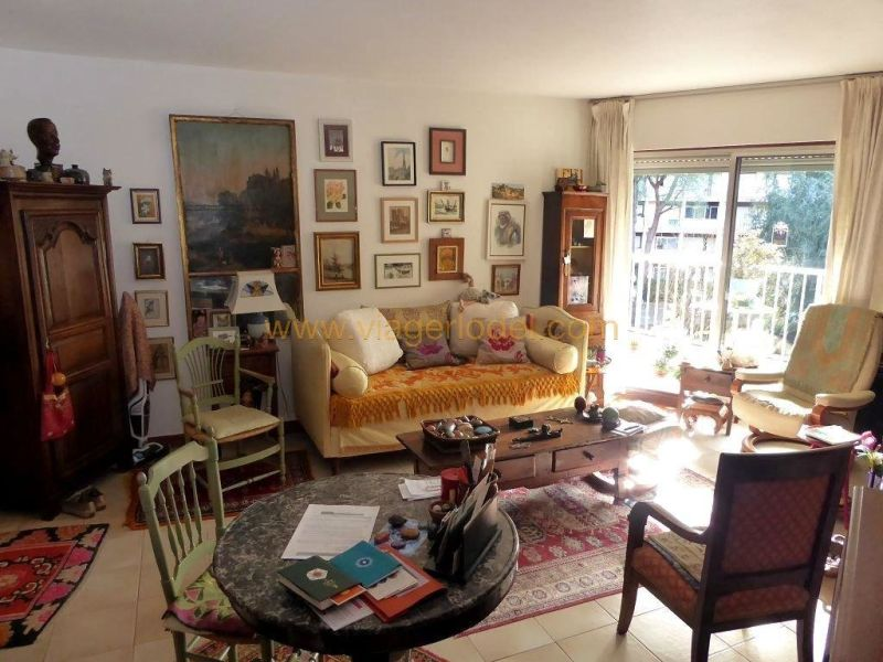 Viager appartement Mandelieu-la-napoule 52 000€ - Photo 1