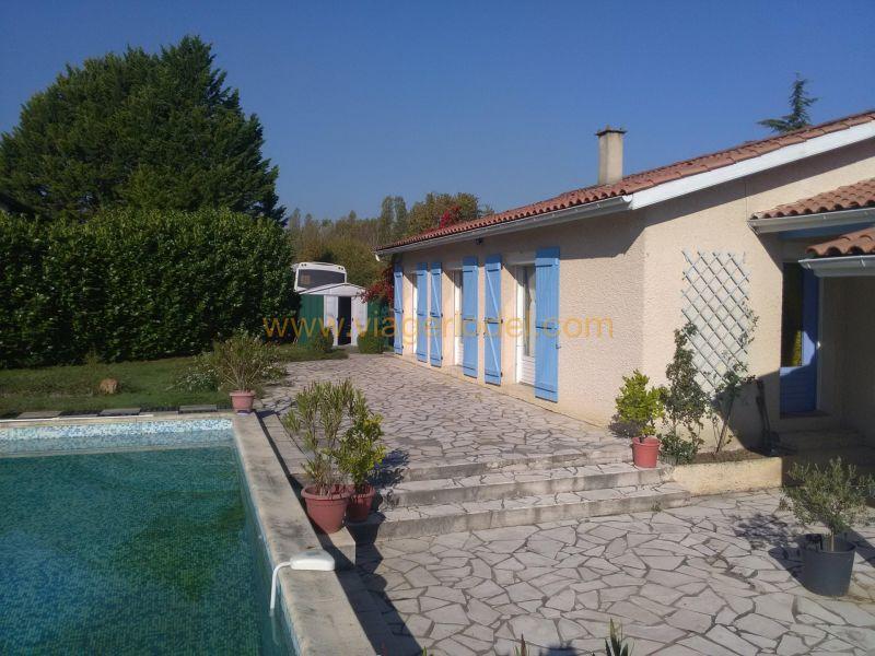Life annuity house / villa Boudy de beauregard 45000€ - Picture 2