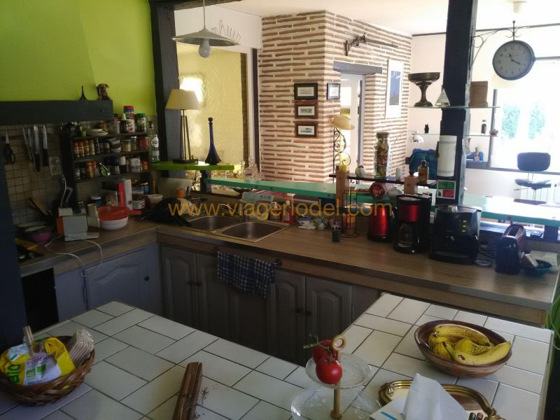Life annuity house / villa Boudy de beauregard 45000€ - Picture 8