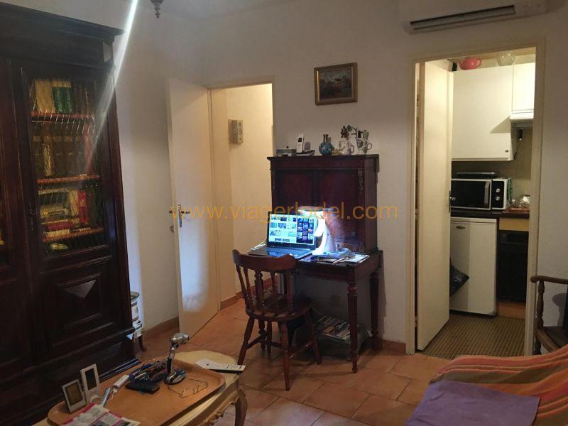 Verkauf auf rentenbasis wohnung Cavalaire-sur-mer 35000€ - Fotografie 7