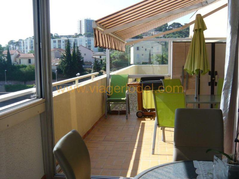 Lijfrente  appartement Toulon 42500€ - Foto 9