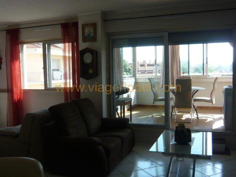 Lijfrente  appartement Toulon 42500€ - Foto 4