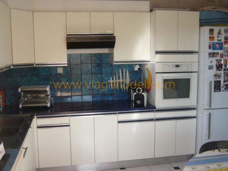 Lijfrente  appartement Toulon 42500€ - Foto 5