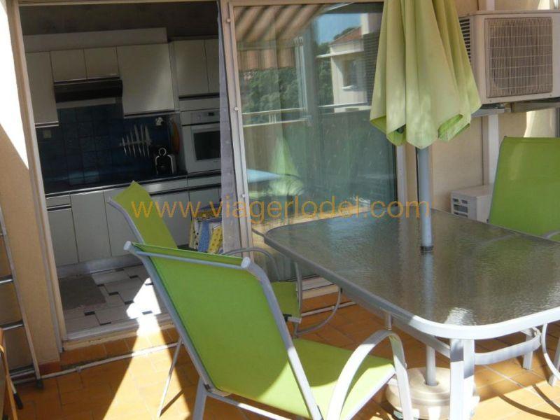 Lijfrente  appartement Toulon 42500€ - Foto 8