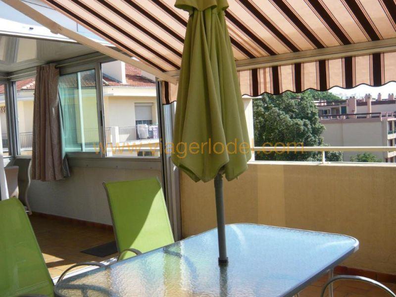 Lijfrente  appartement Toulon 42500€ - Foto 6