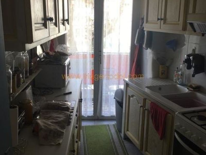 Vendita nell' vitalizio di vita appartamento Antibes 63500€ - Fotografia 3