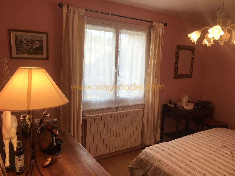 Verkauf auf rentenbasis haus Saint-bénigne 56500€ - Fotografie 4