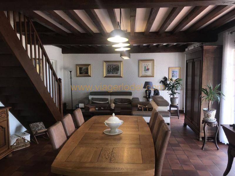 Verkauf auf rentenbasis haus Saint-bénigne 56500€ - Fotografie 2