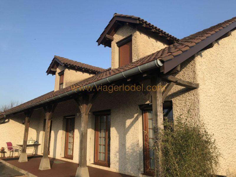 Verkauf auf rentenbasis haus Saint-bénigne 56500€ - Fotografie 1