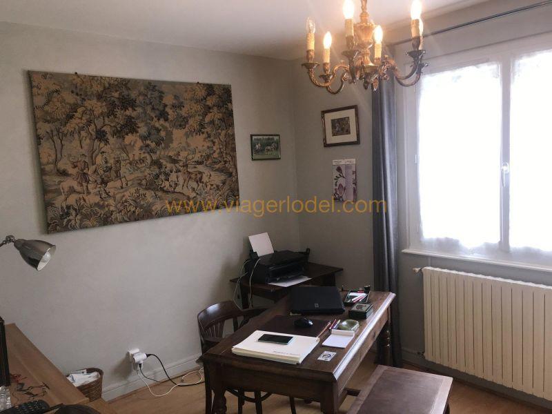 Verkauf auf rentenbasis haus Saint-bénigne 56500€ - Fotografie 6