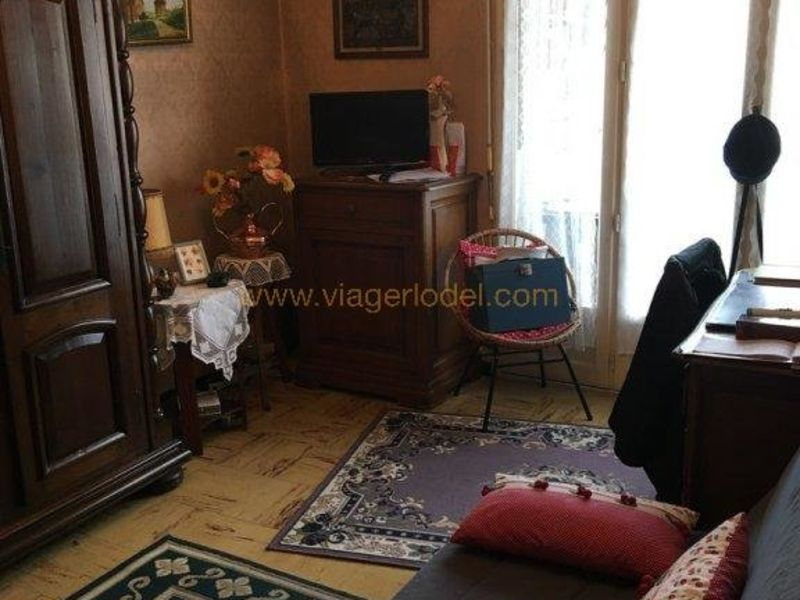 Life annuity apartment Toulon 58 000€ - Picture 5