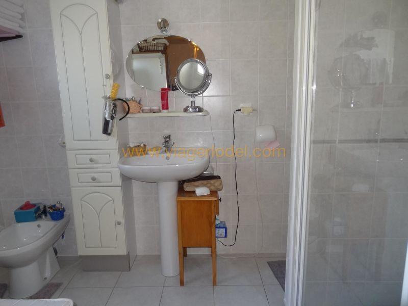 Verkauf auf rentenbasis haus Pépieux 97500€ - Fotografie 16