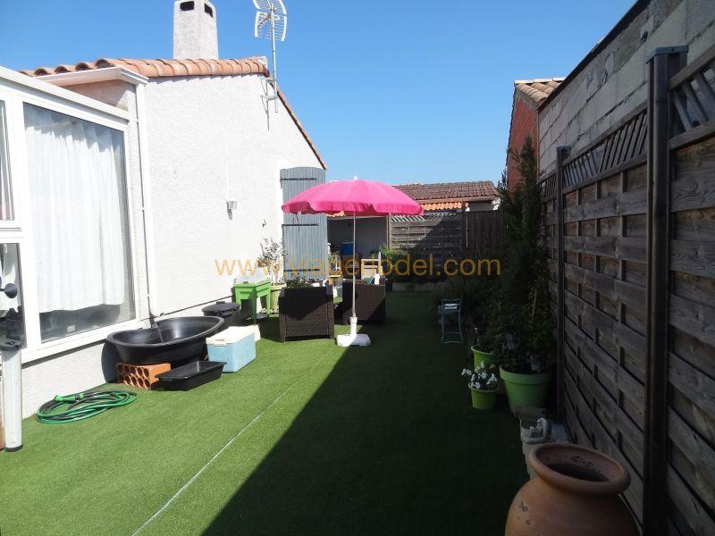 Verkauf auf rentenbasis haus Pépieux 97500€ - Fotografie 7
