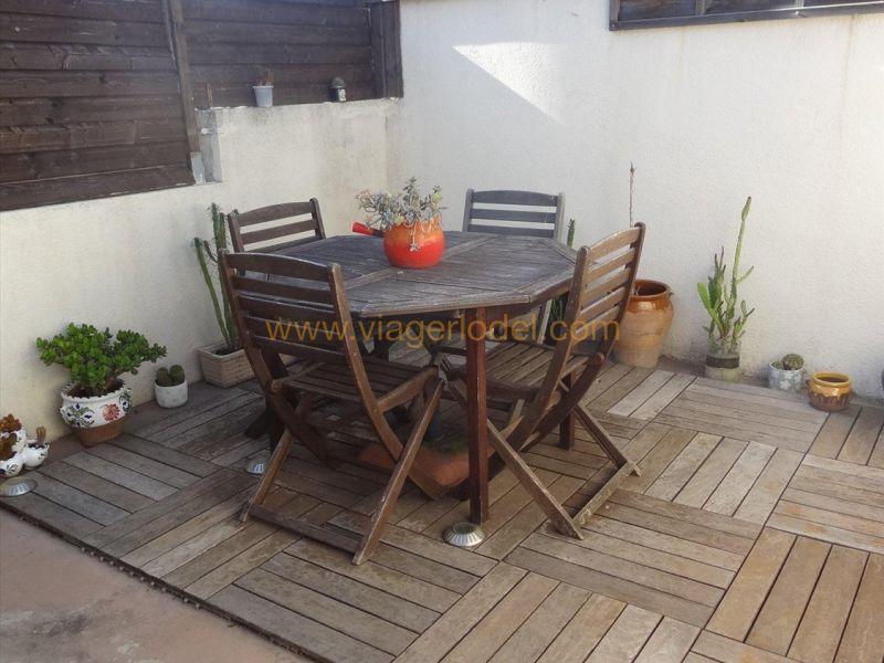 Life annuity house / villa Poussan 81000€ - Picture 2